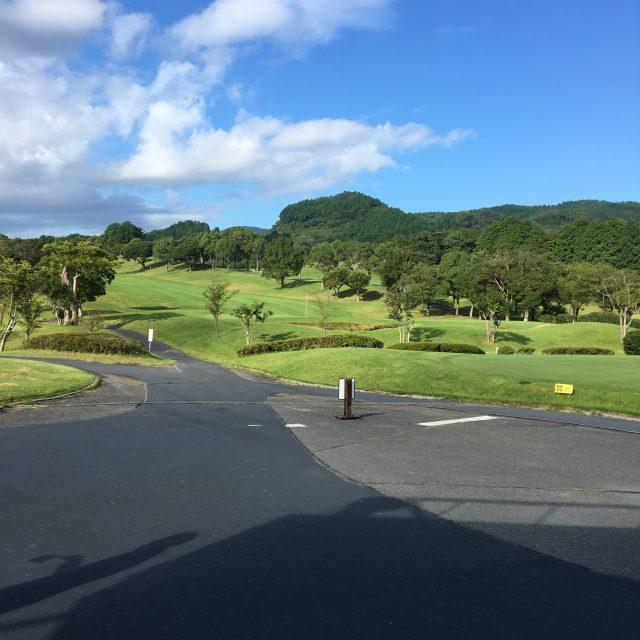 初のゴルフ場
