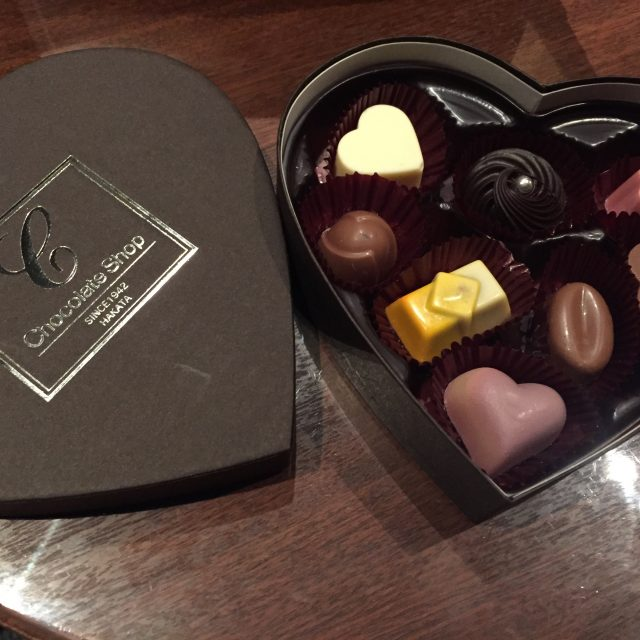 チョコレート♪♪
