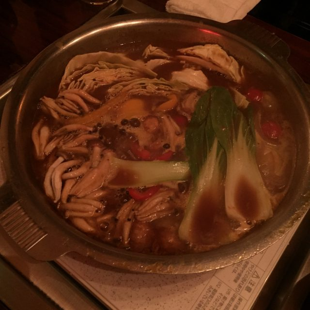 カレー鍋☆