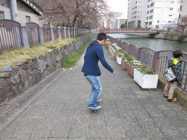 2017花見
