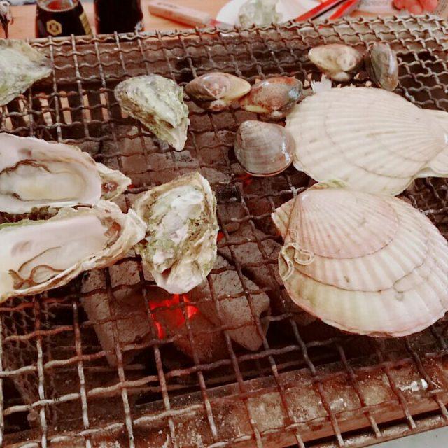 牡蛎(^-^)/