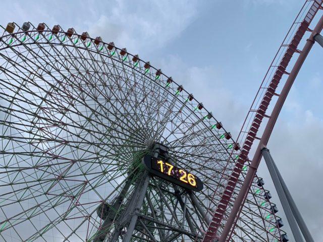 初横浜!🎡