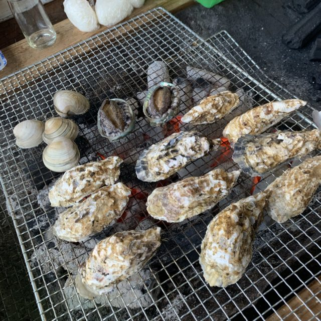 牡蠣(´・ᴗ・` )